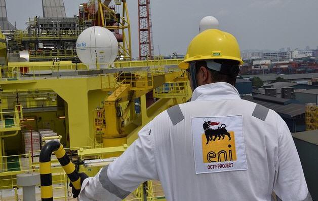 La produzione totale di idrocarburi di Eni è cresciuta del 2,5% nel 2018