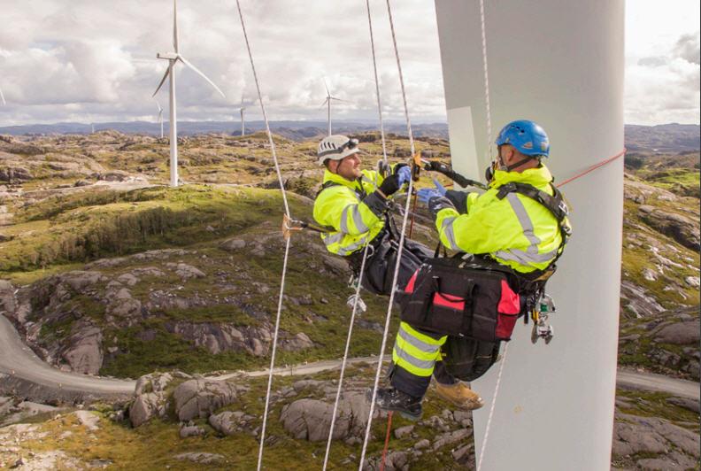 La capacità eolica installata in Europa è cresciuta di 11,3 GW nel 2018