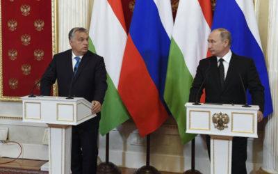Le importazioni di gas dell'Ungheria dalla Russia continueranno a crescere nel 2019