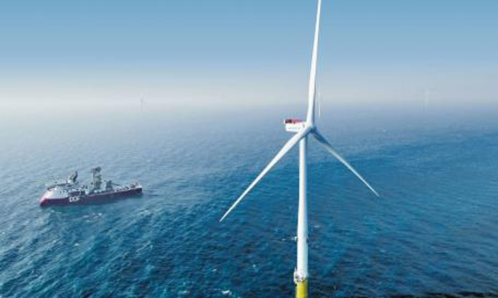 La Danimarca individua delle aree adeguate a parchi eolici offshore per 12,4 GW
