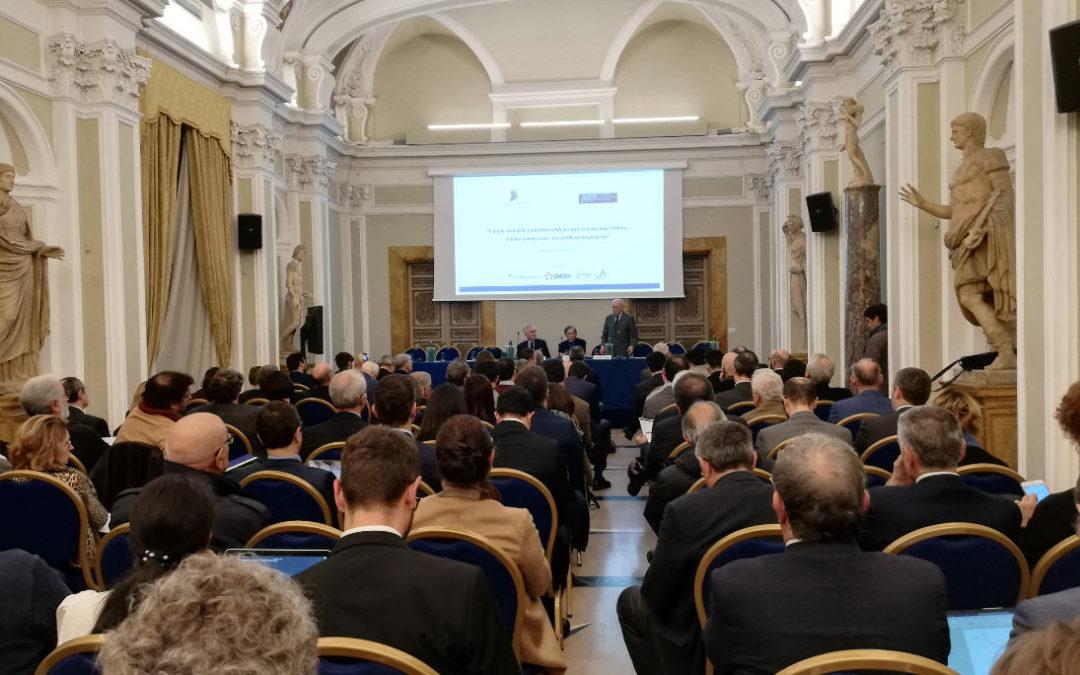 Un new deal delle fonti rinnovabili per una cooperazione virtuosa – Il tema autorizzativo: non problemi ma proposte – Convegno Adam Smith Society – AIEE