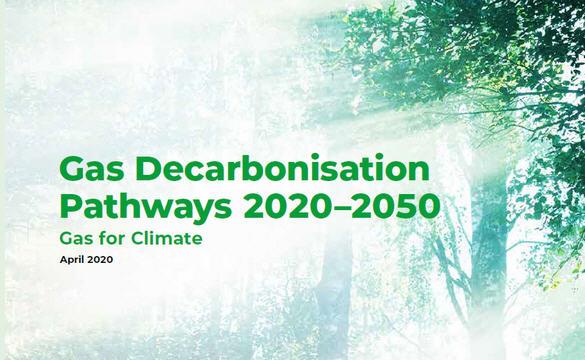 Gas Decarbonization Pathway 2020-2050 – Gas for Climate propone un target europeo vincolante di idrogeno e biometano nelle infrastrutture gas